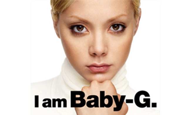 CASIO Baby-G プロモーション