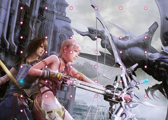 『FINAL FANTASY XIII』『FINAL FANTASY XIII-2』公式サイト
